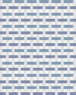 Basket Weave (Partly Cloudy)