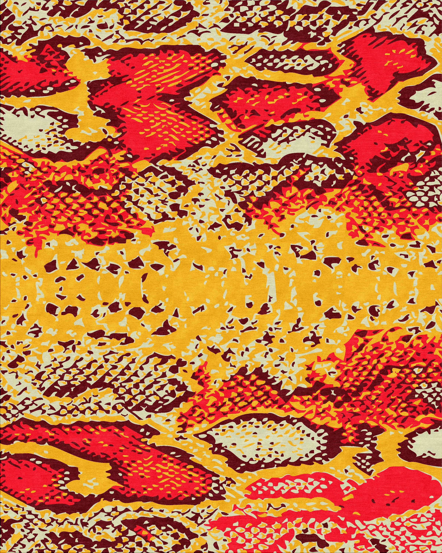 Snake Skin (Bon Fire)