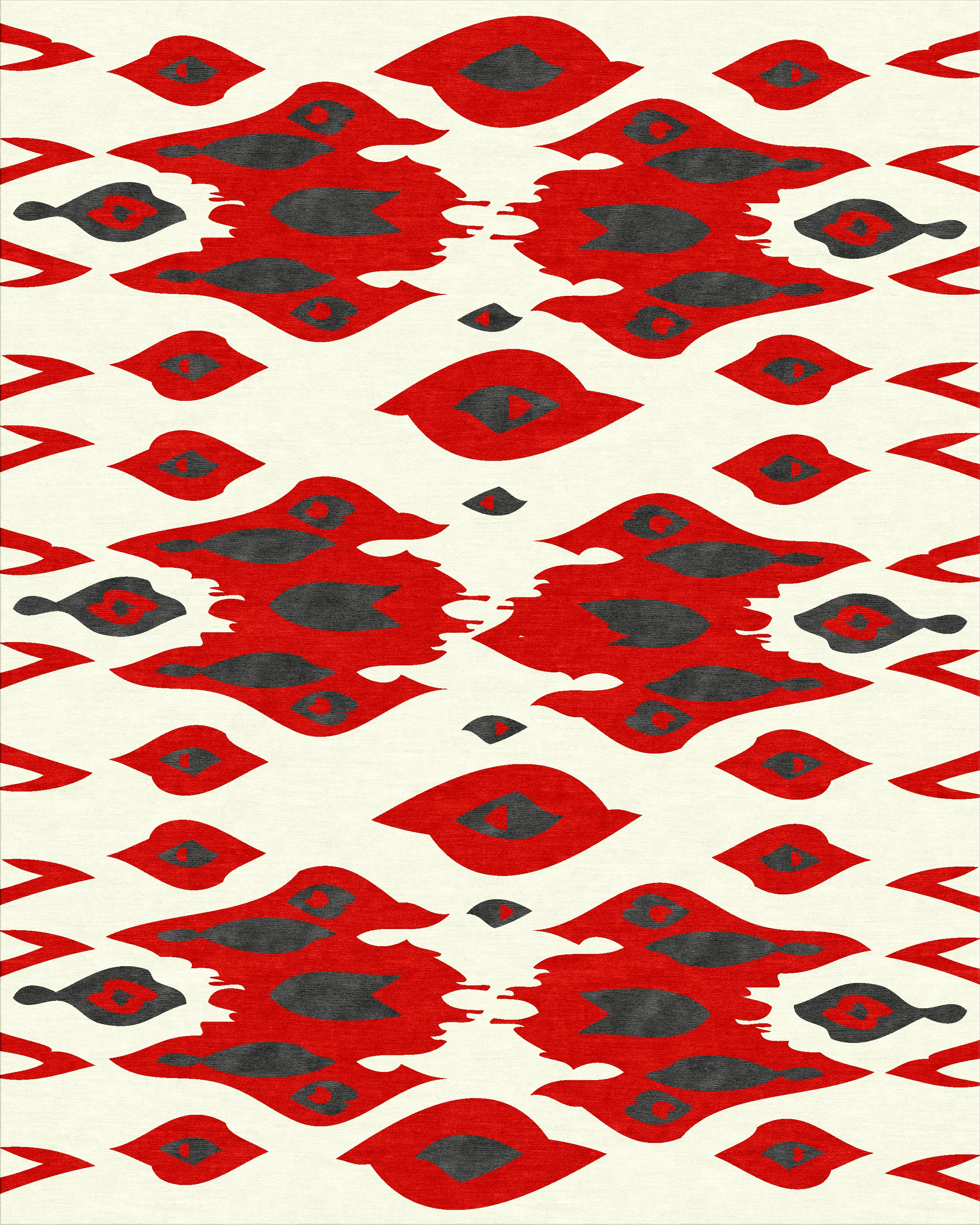 Ikat Eye (Ox)