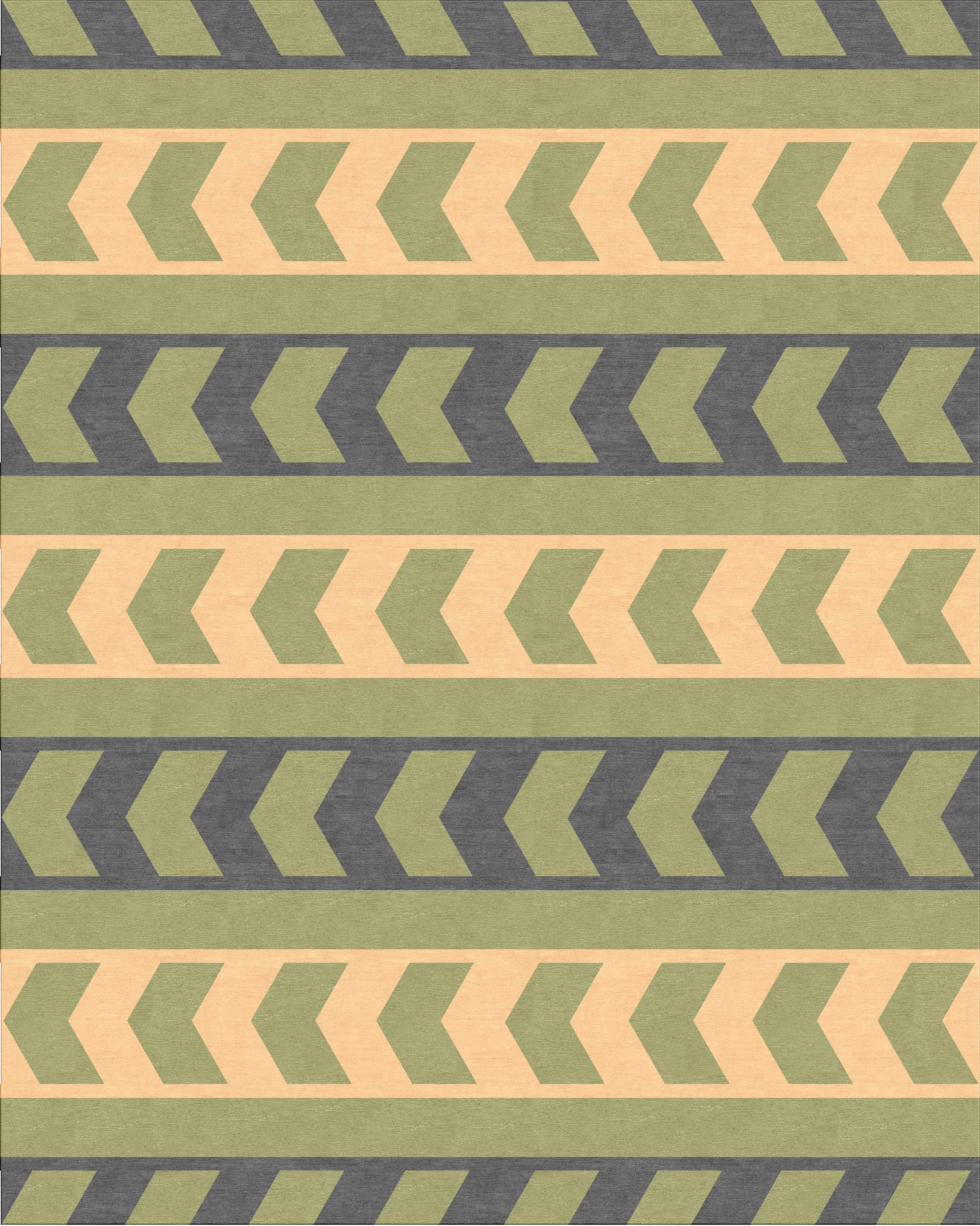 Zag Stripe (Vintage)
