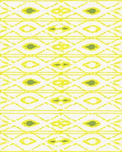 Ikat Spade (Pineapple)