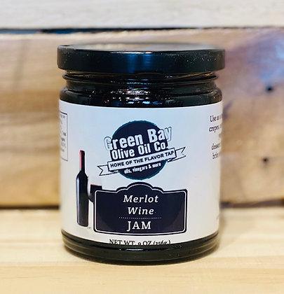 Merlot Wine Jam