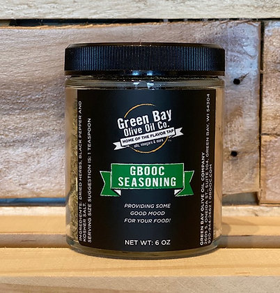 GBOOC Seasoning