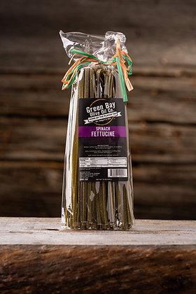 Spinach Fettucine