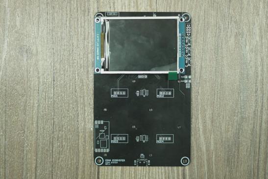 COXA system inside