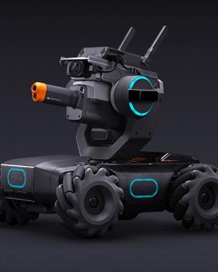 DJI RoboMaster S1 Couse