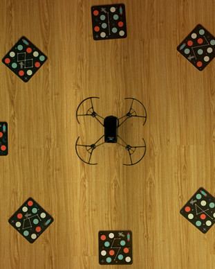 Drone Swarming with DJI Tello EDU