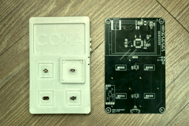 COXA system PCB and Casing