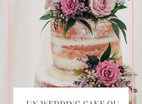 La pièce montée ou le wedding cake