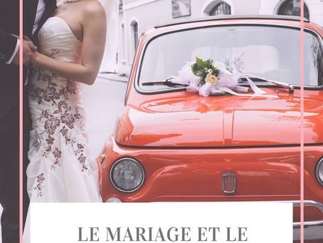 Le Mariage & Le confinement