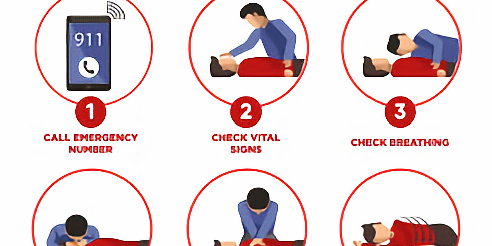 HEARTSAVER CPR/AED & First Aid