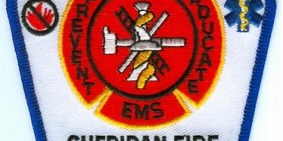 ACLS  Sheridan Fire