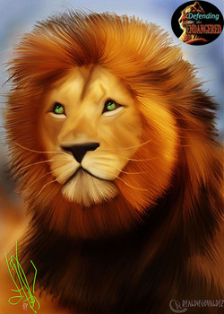 Cecil the Lion - Diego Valdez