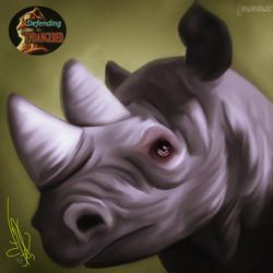 White Rhino - Diego Valdez