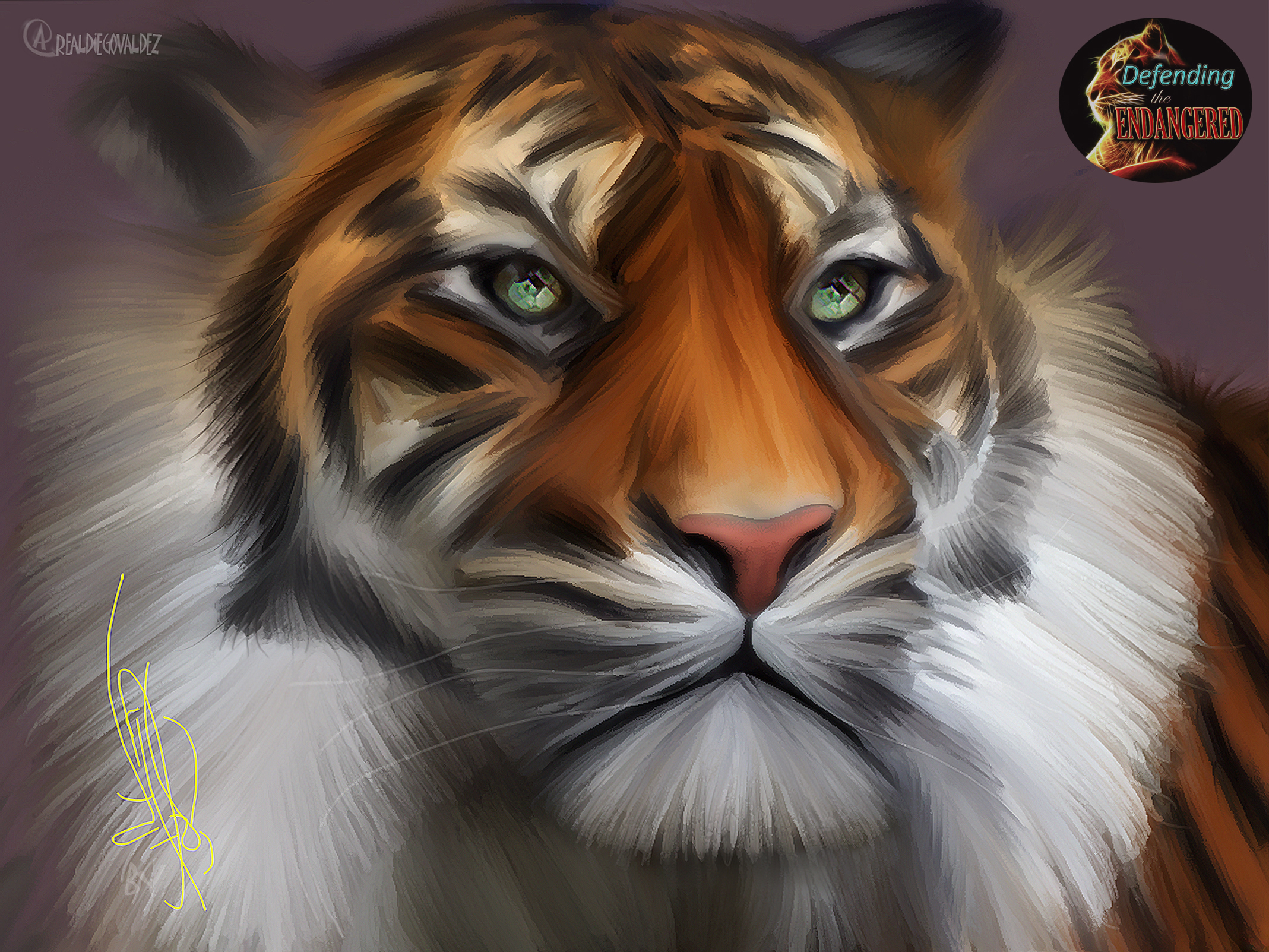 Tiger 2 - Diego Valdez