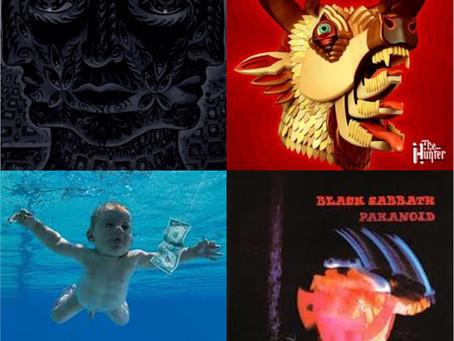 20 Best Rock Albums