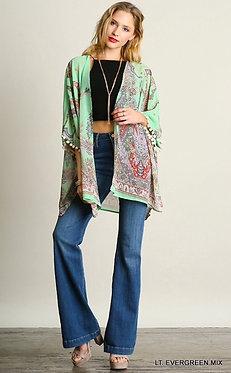 The Emory Kimono