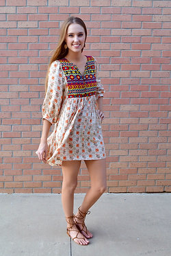The Camden Baby-Doll Dress