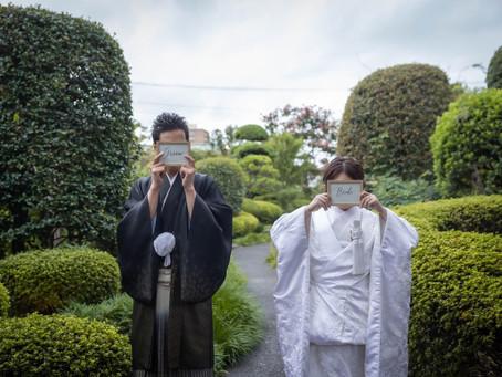 料亭 花水木での結婚式