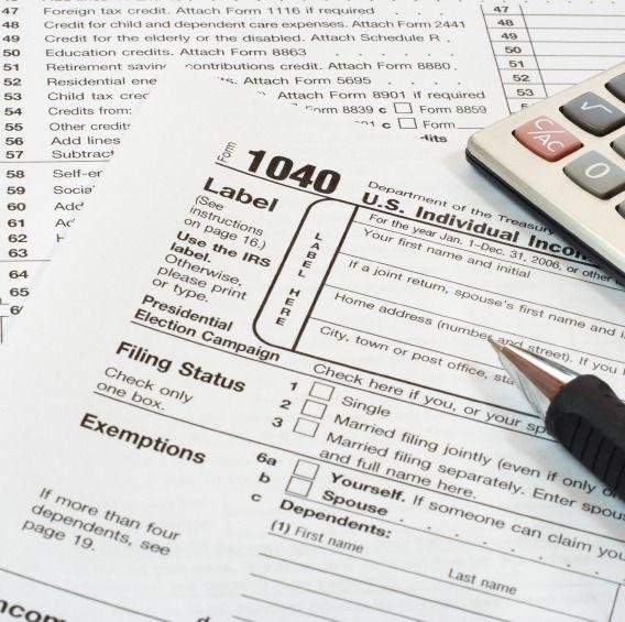 In-Person Tax Preparation