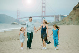 Baker Beach-  San Francisco