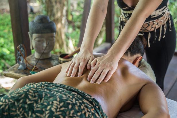 Massage at Palmar Beach Lodge