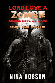 keep this - Lord Love A Zombie Book Cove