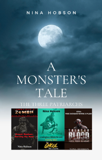 a monsters tale the three patriarchs ebo