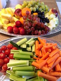 Fruit & Cruditie Platter