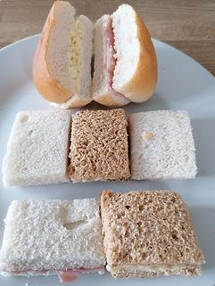 Soft Rolls & Sandwich Squares