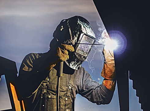 Man Welding - Work at Capstone MGT Inc. Seeking construction and demolition experience. Apply or call now.