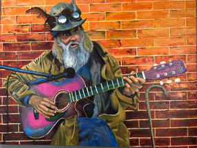 NOLA Guitarrist