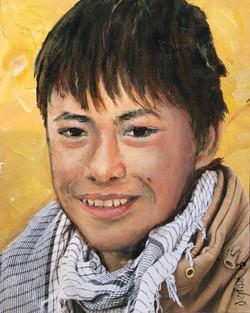People-Afghan boy 1