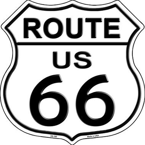 Route 66 Highway Shield