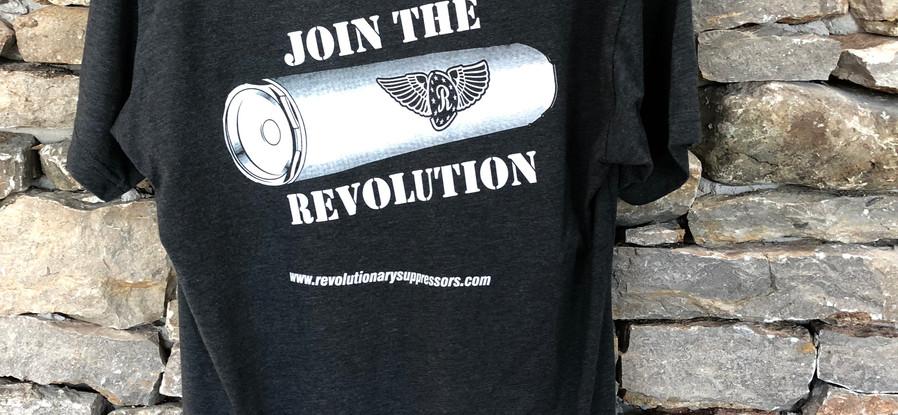 Rev T Shirt Back