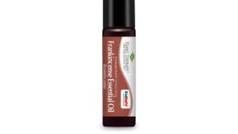 Frankincense Carteri Pre-Diluted Essential Oil Roll On 10 mL
