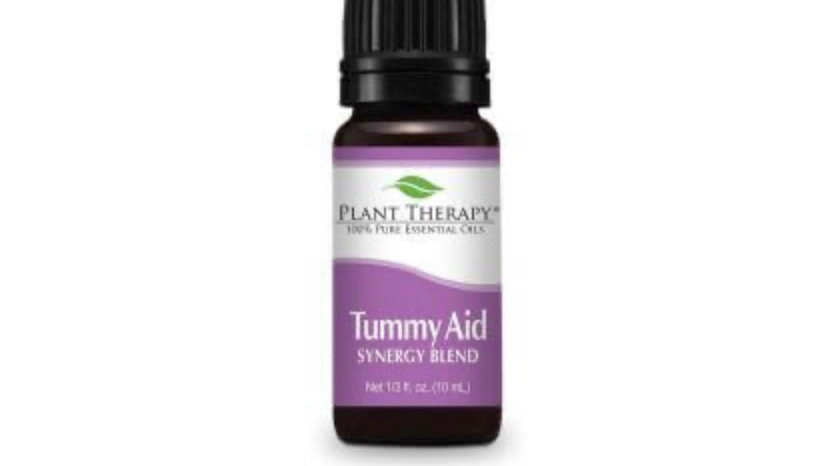 Plant Therapy Tummy Aid Synergy Essential Oil 10 mL