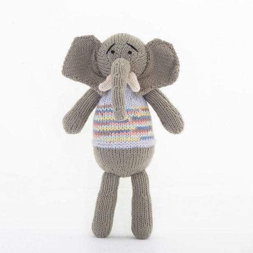 津巴布韋針織公仔 (小象) Zimbabwean Knitted Toy (Elephant)
