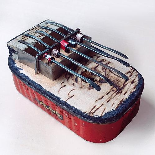 環保姆指鋼琴 Recycled Kalimba Can