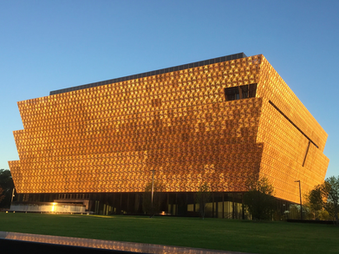 非裔美國人歷史文化博物館 National Museum of African American History and Culture