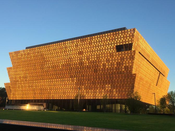 非裔美國人歷史文化博物館 National Museum of African American History and Culture