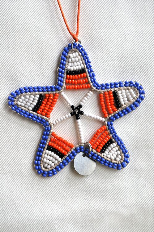 肯亞星星吊墜頸鏈 Kenyan Star Pendant