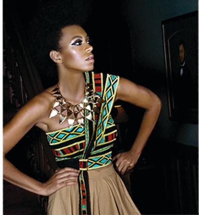 非洲時裝 African Fashion