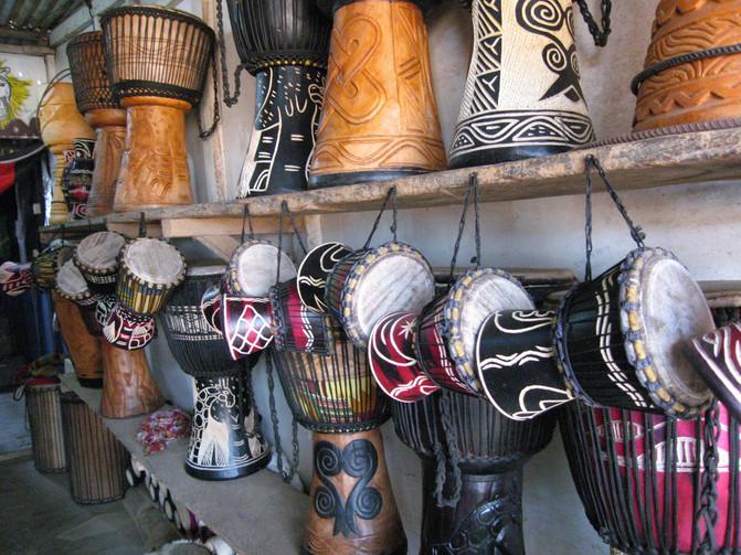 加納國家文化中心 Centre for National Culture, Ghana