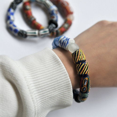 玻璃珠手鏈Glass bead