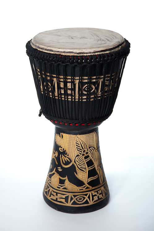 非洲鼓連鼓袋 Djembe with Drum Bag (M)