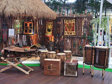 非洲鼓是熱情,也是耐性。