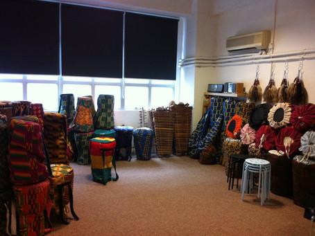 非洲鼓 – 香港容不下的聲音?