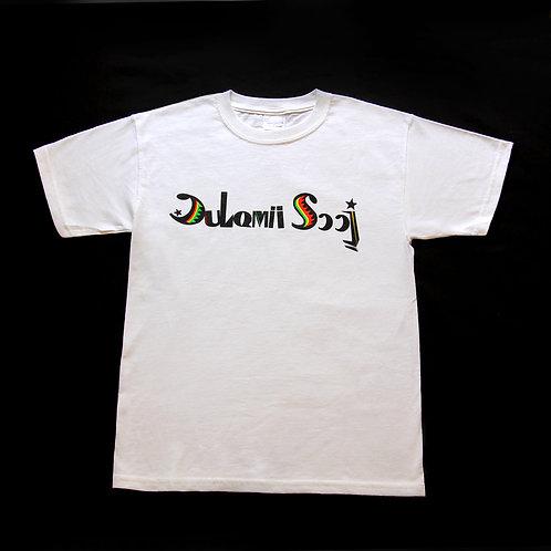 自家設計Tee-Shirt -O.S LOGO