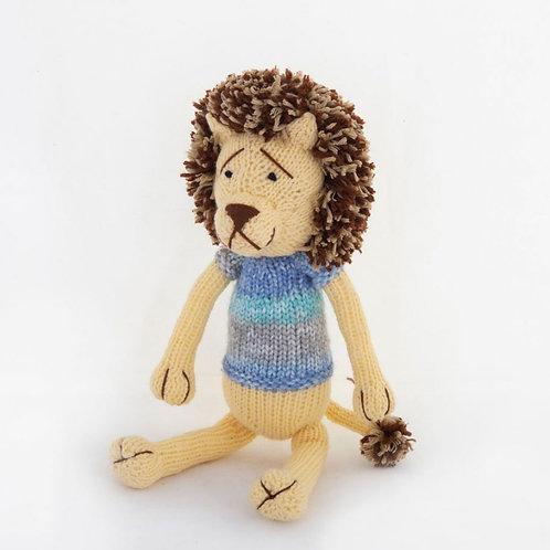 津巴布韋針織公仔 (獅子) Zimbabwean Knitted Toy (Lion)